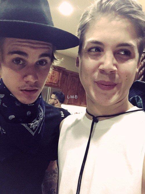 Photo et vidéos de Justin (suite)
