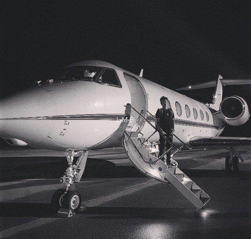 Photos et vidéo de Justin + Photo postée sur Instagram