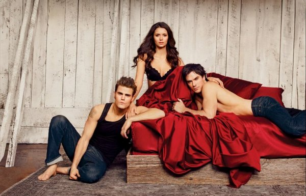 Photoshoot pour le magazine Entertainment Weekly <3