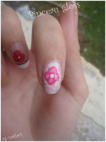 Des pinceaux nail art dans votre trousse de maquillage