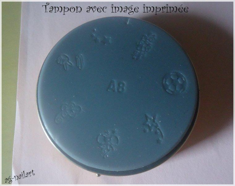 [Matériel nail art] Stamping & Tampons