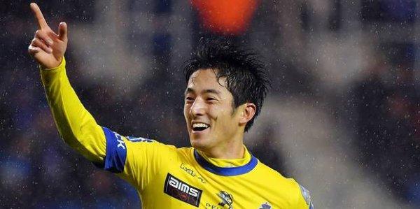 Morioka prêté à Anderlecht avec obligation d'achat