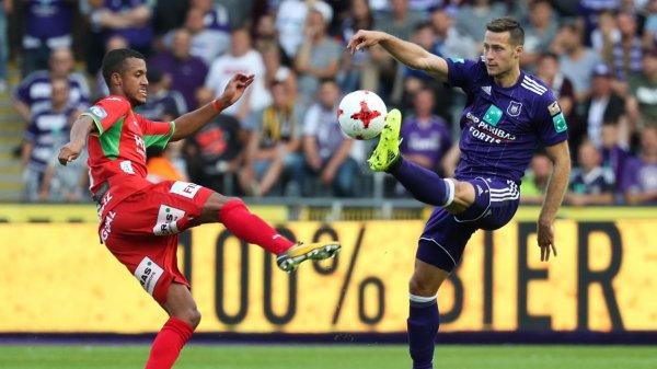 Ostende - Anderlecht : Réenclencher la machine à gagner (LIVE 18h) ce samedi VOO HD.