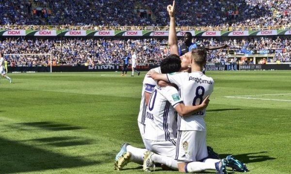 Ceux qui espéraient un dimanche après-midi très calme en ont été pour leurs frais. Les Mauve et Blanc ont enregistré une victoire importante dans l'antre du Club Brugeois grâce à des buts de Teo et Morioka, dans un choc captivant.
