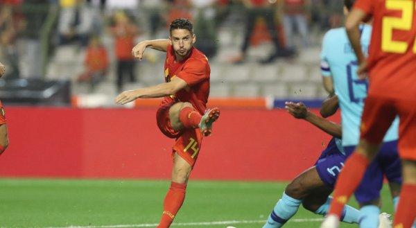 Ce mardi soir, les Diables rouges ont partagé l'enjeu amicalement face aux Pays-Bas (1-1). Dries Mertens avait ouvert le score dès la 5e minute de jeu, mais Arnaut Danjuma a égalisé à la 27e.