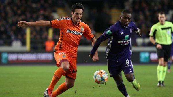 Charleroi arrache le match nul en fin de match à Anderlecht