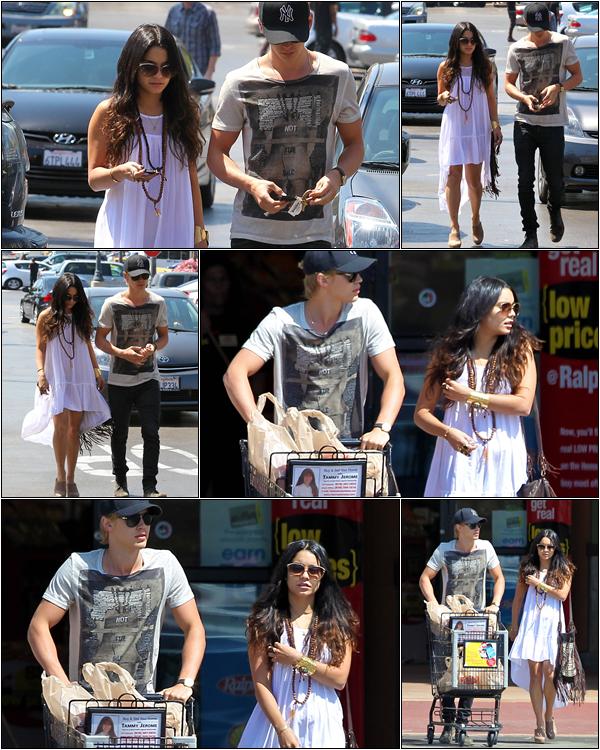 baby-v-and-mr-efron 07/05/2012 : Vanessa est allée à la gym avec Gina, avec Austin aux courses, et a fait le tri dans son garage.baby-v-and-mr-efron