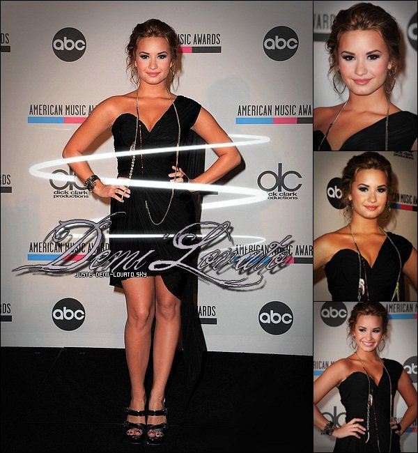 Miss Juste-Demi-Lovato Revient  !!