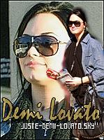 Ta source #1 sur Demi Lovato !