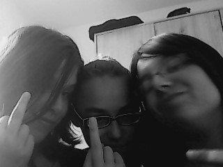 Moi,Rachelle,Sarah