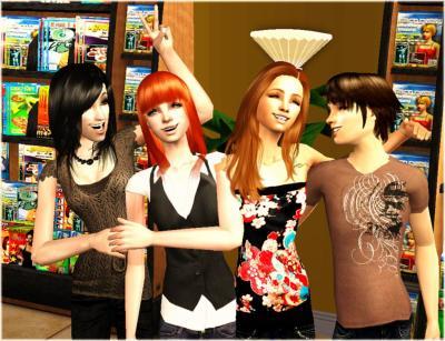cool rencontres Sims jeux sortir avec des idées