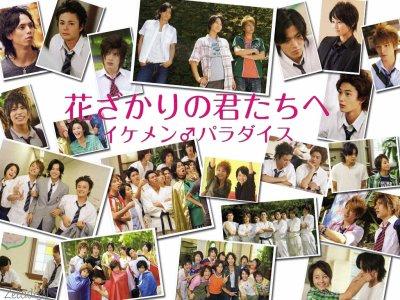 Hanazakari no Kimitachi e     ou    hana kimi (drama)