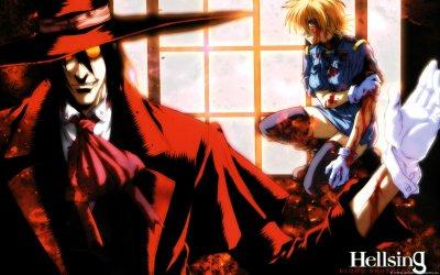 Hellsing(manga et anim)