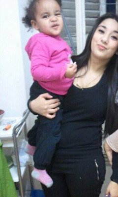 Leila Baby  & Alyah
