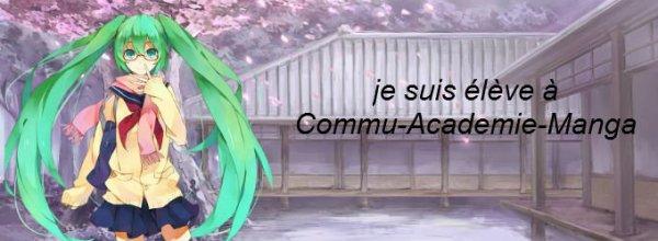 ~Noir Neige~ {Commu-Academie-Manga}