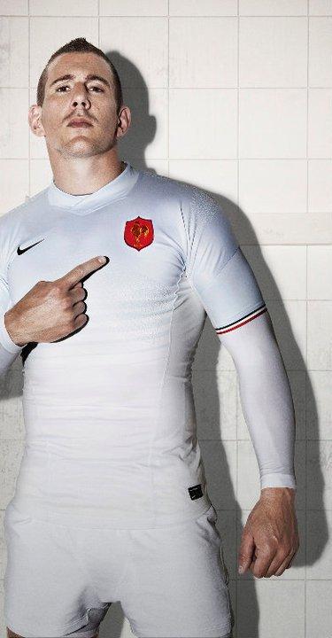La vie en Bleu - Nouveaux maillots pour le XV de France