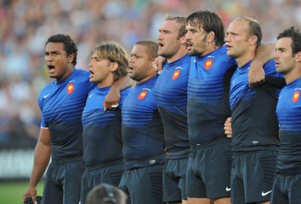 XV de France - Composition pour France/Irlande