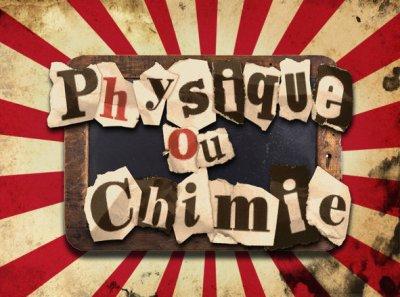 ♥ Phisyque Ou Chimie / Física o Química ♥