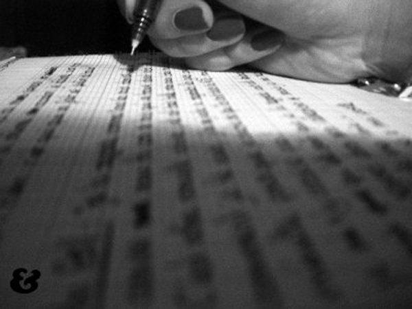 CHAPITRE 13 : La lettre.