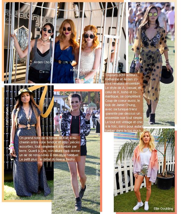Best Coachella's Looks 2016
