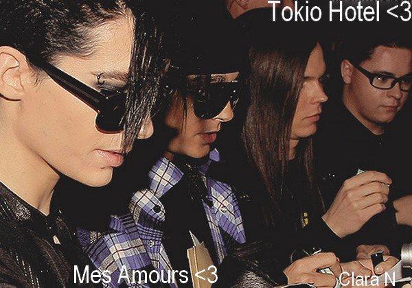 Tokio Hotel un groupe parmis tant d'autres ...