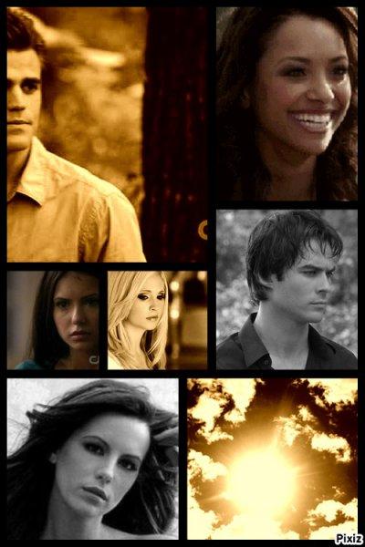 Chapitre 6 : La mystérieuse découverte de Damon !!!!