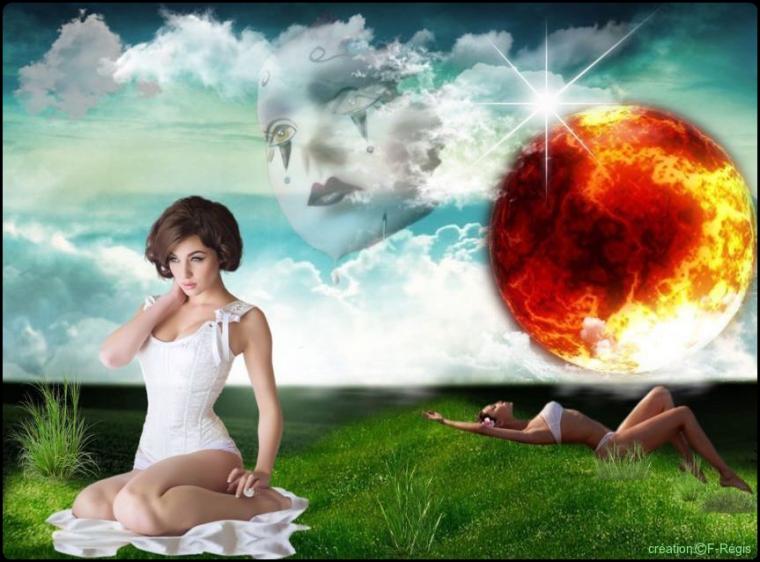 Les déesses d'une autre humanité