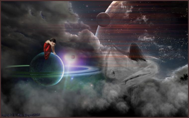 ☩༺༻ Voyage au bout des rêves ༺༻☩