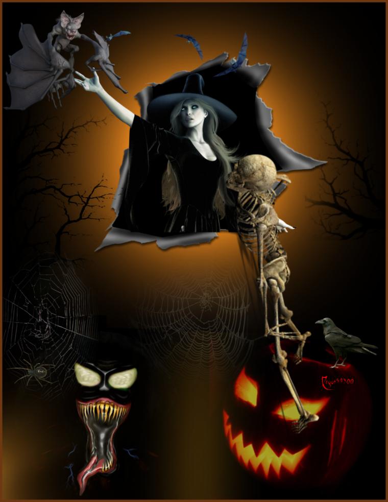 (h)  ༺༻ Halloween ༺༻  (h)