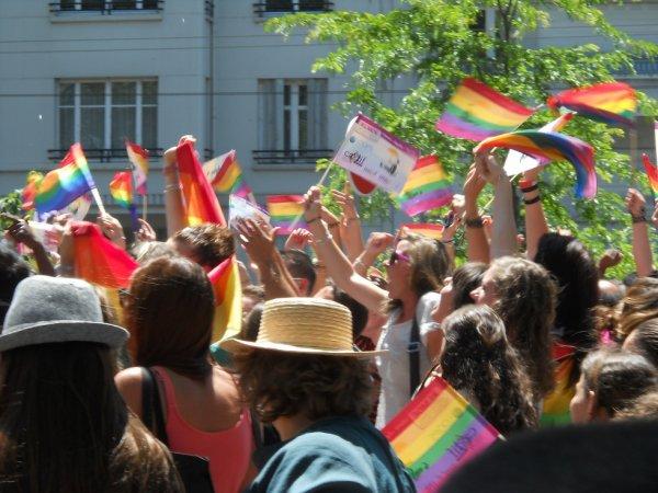GayPride Lyon 2012