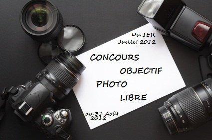 Grand concours photos Juillet/Août 2012