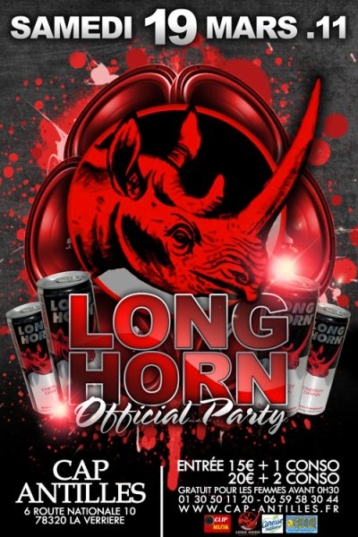 ★★  LONG HORN PARTY  ★★