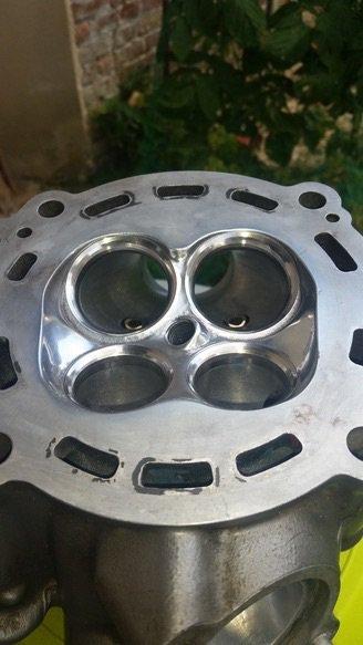 Préparation moteur KTM