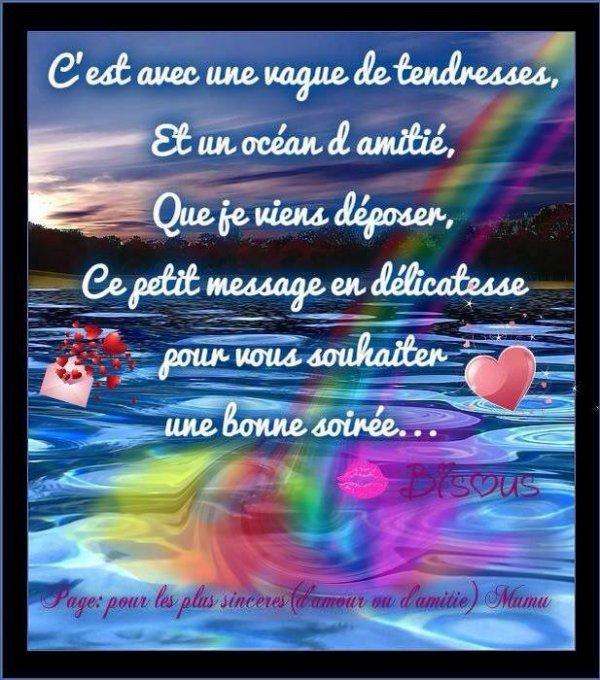 L AMITIE!...