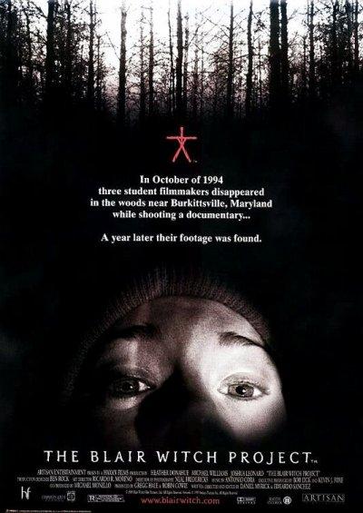 ~ Film : Le Projet Blair Witch...