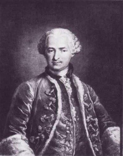 ~ L'affaire maître Dumas et le mystère du Comte de Saint-Germain...