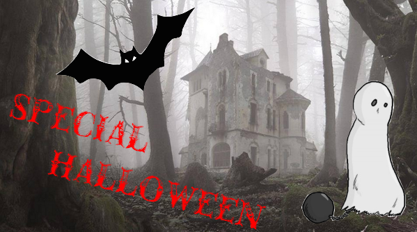 ~ Spéciale Halloween !