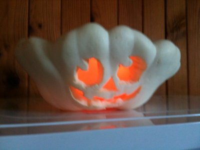 ~Spéciale Halloween : Ma Jack O'Lantern...