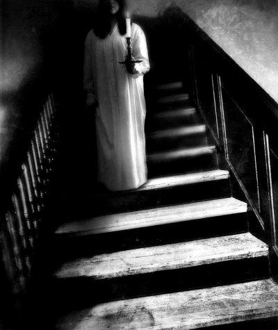 ~ Un fantôme à bord...