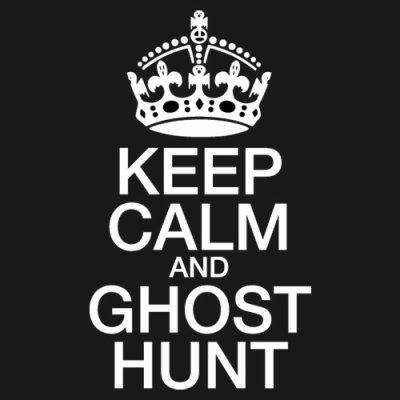 ~Chasser les fantômes...