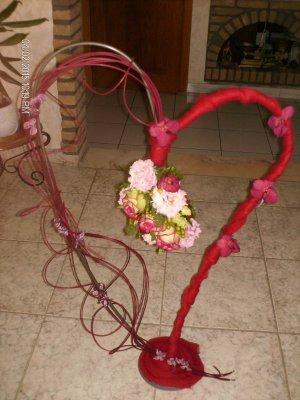 Montage de la Saint-Valentin