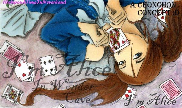 ALice In WonderCave  XD