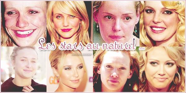 __Rubrique__ : Oop's  ____________________ Stars au naturel ( 1 ) __________________________  Article dix