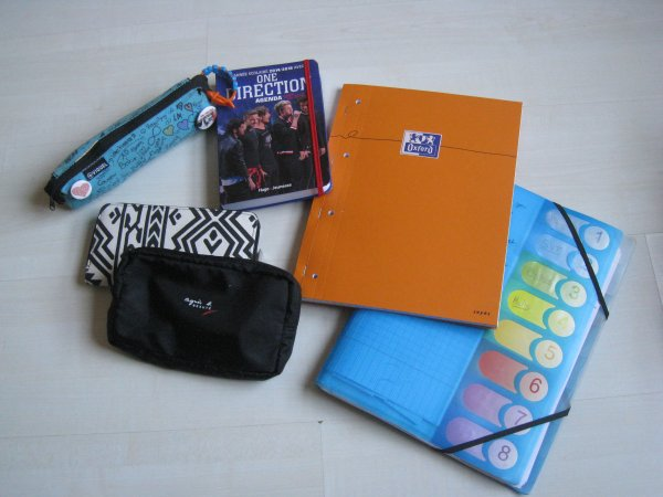 Back to School with Emma <3 Affaires