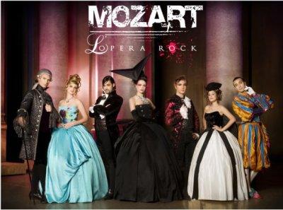 Concert Mozart l'Opéra Rock, Dimanche 22 Mai 2011, au Zénith, de Nantes, de 14h à 17h.=)