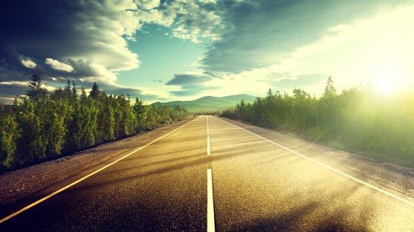 Outta road