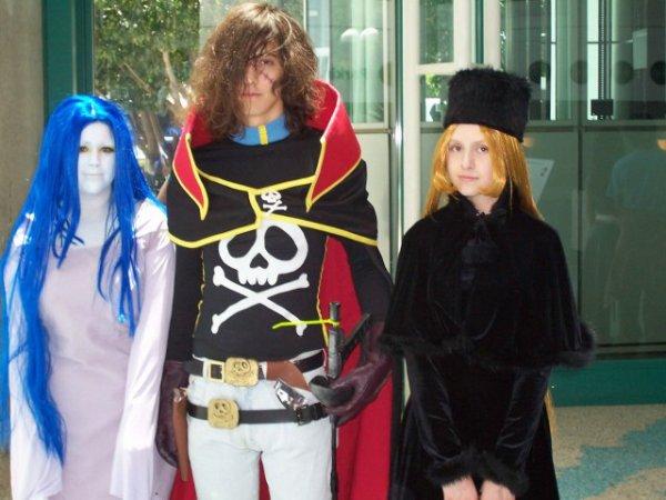 Les cosplays des mangas 3