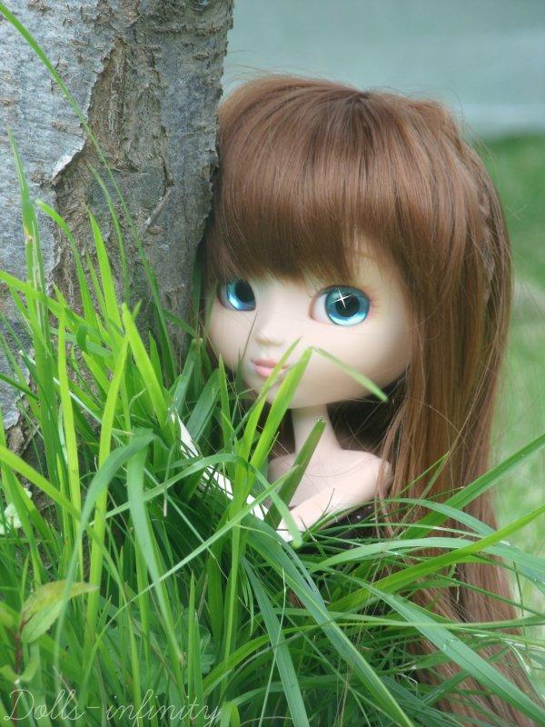 Séance photo n° 1 : Alice au pays des merveilles.