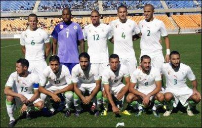 ■  [CAN 2012] Tanzanie - Algérie : » Feuille de match