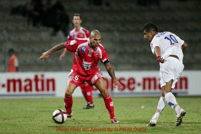 ■  Ajaccio - Montpellier : » La feuille de match